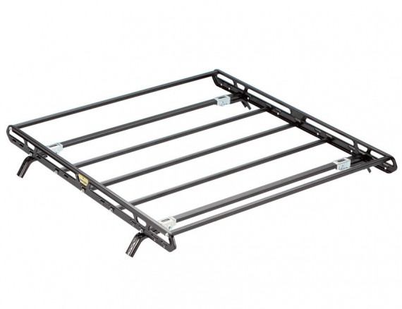 Roof rack SIGMA BASE made entirely of steel section